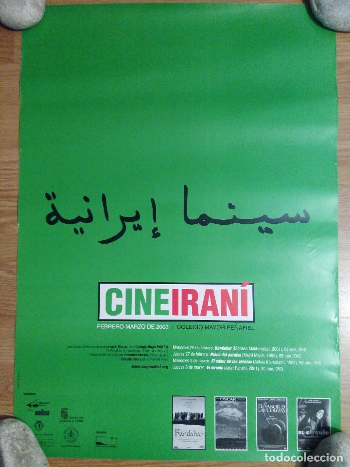 CINE IRANI - APROX 70X50 MINICARTEL ORIGINAL CINE (M1) (Cine- Posters y Carteles - Drama)