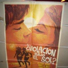 Cinema - VIOLACION BAJO EL SOL ORNELLA MUTI POSTER ORIGINAL 70X100 YY (1408) - 62982700
