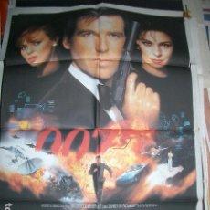 Cine: POSTER ORIGINAL DE CINE 70X100CM 007 GOLDEN EYE. Lote 62998336
