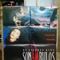 Cine: SONAMBULOS - APROX 70X100 CARTEL ORIGINAL CINE. Lote 182840517