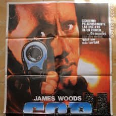 Cine: COP CON JAMES WOODS --- CARTEL ORIGINAL ESPAÑOL --- 70X100 CM. Lote 63656343