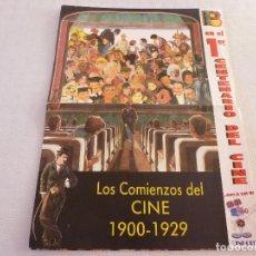 Cine: POSTER 1º CENTENARIO DEL CINE-LOS COMIENZOS 1900-1929(47CM X 35CM). Lote 63788403