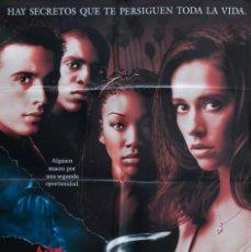 Cine: CARTEL DE CINE AÚN SÉ LO QUE HICISTEIS EL ÚLTIMO VERANO 1999. Lote 64007971