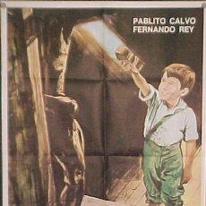 Cine: PABLITO CALVO - FERNANDO REY , MARCELINO PAN Y VINO ( REPOSICIÓN ) . Lote 13401933