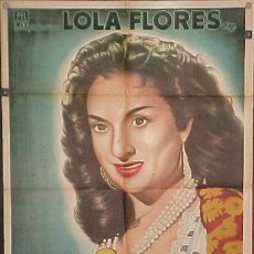 Cine: LOLA FLORES , LOS AMORES DE LOLA. Lote 13402109