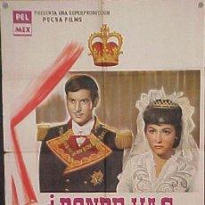 Cine: PAQUITA RICO - VICENTE PARRA , DONDE VAS ALFONSO XII . Lote 13402608