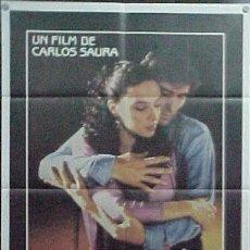 Cine: ANTONIO GADES, PACO DE LUCIA, LAURA DEL SOL, DIR: CARLOS SURA , CARMEN. Lote 13421149