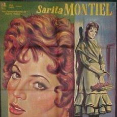 Cine: SARITA MONTIEL , LA VIOLETERA. Lote 13434666