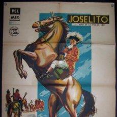 Cine: JOSELITO , EL PEQUEÑO CORONEL. Lote 13435058