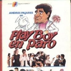 Cine: ANDRES PAJARES EN PLAY BOY EN PARO CON SILVIA TORTOSA, JOSE SAZATORNIL, GRACITA MORALES. Lote 64444275