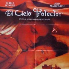 Cinema - Cartel de cine EL CIELO PROTECTOR 1989 70*100 - 64661195