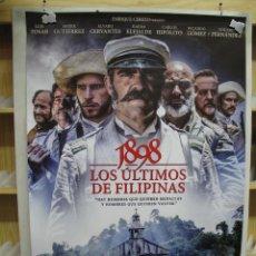 Cine: 1898 LOS ULTIMOS DE FILIPINAS. Lote 103626779
