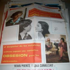 Cinema - PÓster de cine original 70x100cm OBSESIÓN - 64737871