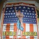 Cine: PÓSTER DE CINE ORIGINAL 70X100CM LA HIJA DE... AMÉRICA. Lote 64799427