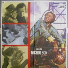 Cine: XE87 MI VIDA ES MI VIDA JACK NICHOLSON POSTER ORIGINAL 70X100 ESTRENO. Lote 65671274