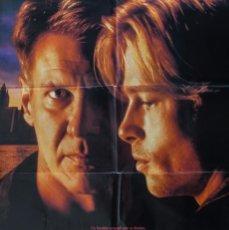 Cine: CARTEL DE CINE LA SOMBRA DEL VIENTO 1997, 70*100. Lote 65839526