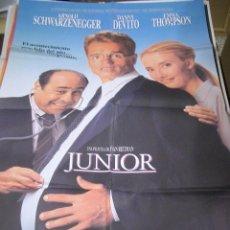 Cine: PÓSTER DE CINE ORIGINAL 70X100CM BELMONTE. Lote 65966290
