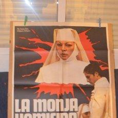 Cine: LA MONJA HOMICIDA POSTER. Lote 66142970