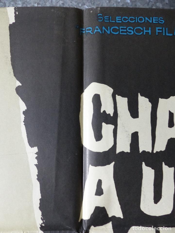 Cine: CHANTAJE A UN ASESINO - FRANCISCO MORAN, MARA LASO, CONCHITA GOYANES - AÑO 1966 - Foto 8 - 79009941