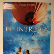 Cine: EL INTRUSO (2004) DANIEL CRAIG, SAMANTHA MORTON, CARTEL ORIGINAL DE LA PELICULA NUEVO. Lote 66842770