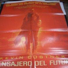 Cine: PÓSTER ORIGINAL DE 70X100CM MESAJERO DEL FUTURO. Lote 67173221