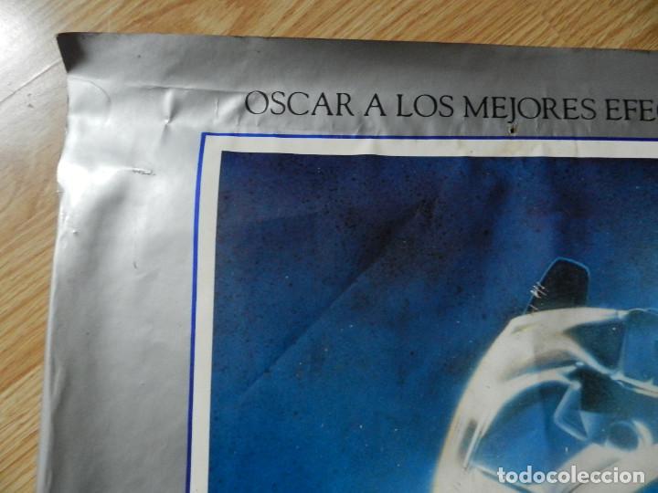 Cine: Cartel Regreso al futuro Back to the Future poster original estreno VHS Videoclub 62x97cm muy RARO - Foto 3 - 67376389