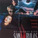 Cine: CARTEL DE CINE SONAMBULOS 1992 70*100CM. Lote 67588805