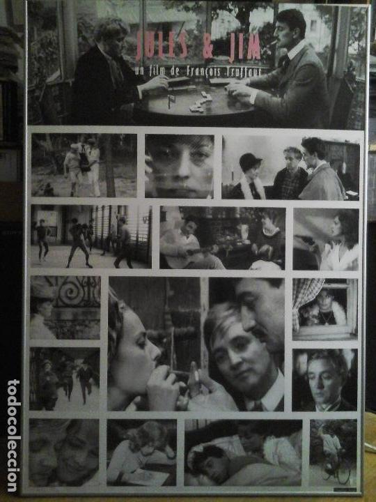 François Truffaut Jules Et Jim Gran Cartel F Kaufen Poster Und