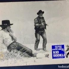 Cine: CARTELERA CINE LOBBY CARD KID RODELO MURRAY LEIGH CRAWFORD CARLSON 29X39CMS. Lote 68172005