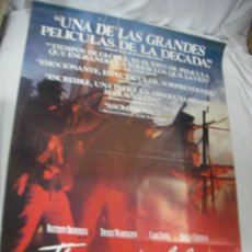 Cine: ANTIGUO POSTER CARTEL DE CINE ORIGINAL - TIEMPOS DE GLORIA. Lote 68423601