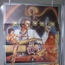 Cine: CARTEL CINE ORIG MATAD AL BUITRE (1981) / 70X100 / JOSÉ TRUCHADO. Lote 68682765