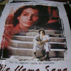 Cine: PÓSTER DE CINE ORIGINAL 70X100CM ME LLAMO SARA. Lote 68774829