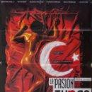 Cine: CARTEL DE CINE LA PASIÓN TURCA, 1994, 70*100. Lote 105105420