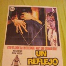 Cine: UN REFLEJO DE MIEDO POSTER CARTEL 70 X 100. Lote 69011849
