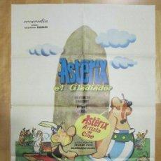 Cine: CARTEL CINE, ASTERIX EL GLADIADOR, 1968, C918. Lote 69415449