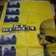 Cine: PÓSTER ORIGINAL 70X100CM SE BUSCA. Lote 69571913