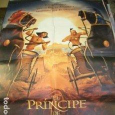 Cine: PÓSTER ORIGINAL 70X100CM EL PRÍNCIPE DE EGIPTO. Lote 69572309