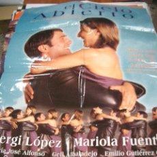 Cinema - Póster original de 70x100cm EL CIELO ABIERTO - 69807049