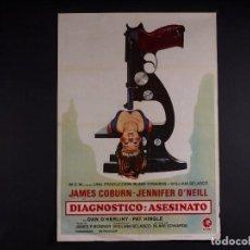 Cine: DIAGNÓSTICO ASESINATO 1972. Lote 69988809