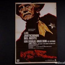 Cine: LOS JUSTICIEROS DEL OESTE 1975. Lote 69992665