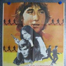 Cine: LOS ULTIMOS GOLPES DE EL TORETE - ANGEL FERNANDEZ FRANCO, BERNARD SERAY - AÑO 1984. Lote 220364948