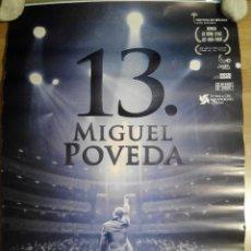 Cine: MIGUEL POVEDA - APROX 70X100 CARTEL ORIGINAL CINE (L36). Lote 70265705
