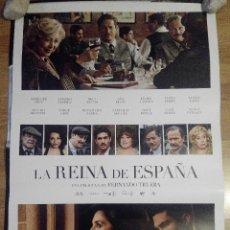 Cine: LA REINA DE ESPAÑA - APROX 70X100 CARTEL ORIGINAL CINE (L37). Lote 71146361