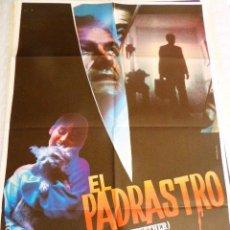 Cine: EL PADRASTRO. CARTEL DE CINE -MOVIE POSTER. 100X70 CM. Lote 71246187
