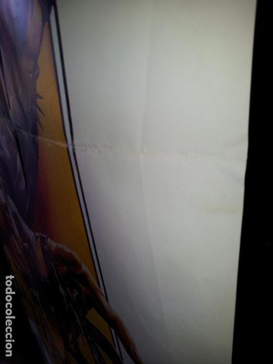 Cine: ENORME CARTEL 1,60 X 1,20 ARTES MARCIALES -BRUCE LEE-JEAN CLAUDE VANDAMME-JACKIE CHAN-ROTHROCK-1990 - Foto 5 - 71460447