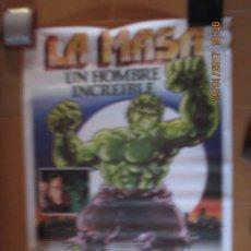 Cine: LA MASA -CARTEL DE CINE -105 X 80. Lote 73026387