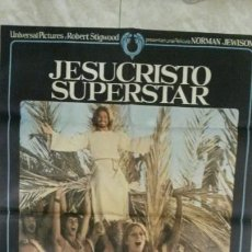 Cine: PÓSTER JESUCRISTO SUPERSTAR. Lote 73488245