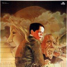 Cine: VALENTINA. JORGE SANZ-ANTHONY QUINN. CARTEL ORIGINAL 70X100. Lote 73520455