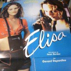 Cine: PÓSTER ORIGINAL DE 100X70CM ELISA. Lote 74110811