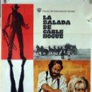 Cine: LA BALADA DE CABLE HOGUE. SAM PECKIMPAH-JASON ROBARDS-STELLA STEVENS. CARTEL ORIGINAL 1970. Lote 74476195